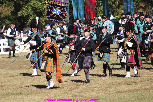 2019 Stone Mountain Highland Games